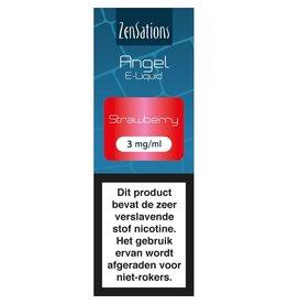 Zensations Zensations Angel E-Liquid Strawberry 3 mg Nicotine