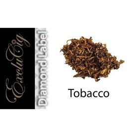 Exclucig Exclucig Diamond Label E-liquid Tobacco 0 mg Nicotine