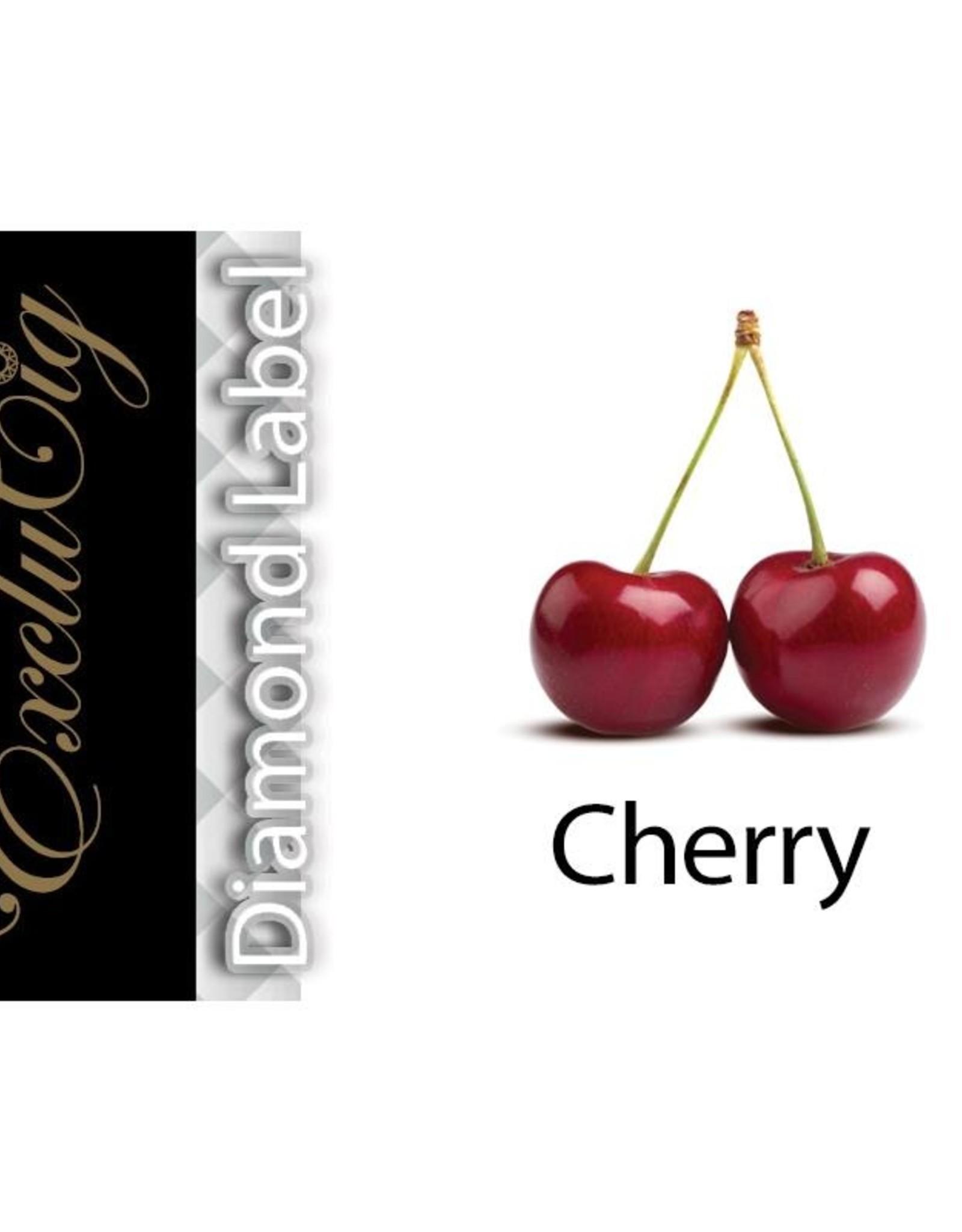 Exclucig Exclucig Diamond Label E-liquid Cherry 0 mg Nicotine