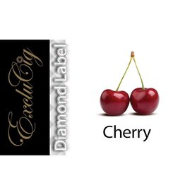 Exclucig Exclucig Diamond Label E-liquid Cherry 6 mg Nicotine