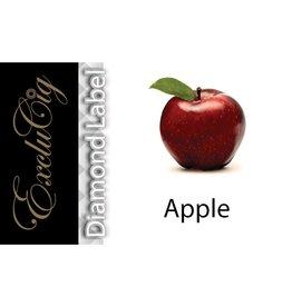 Exclucig Exclucig Diamond Label E-liquid Apple 6 mg Nicotine