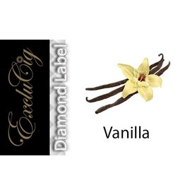 Exclucig Exclucig Diamond Label E-liquid Vanilla 0 mg Nicotine