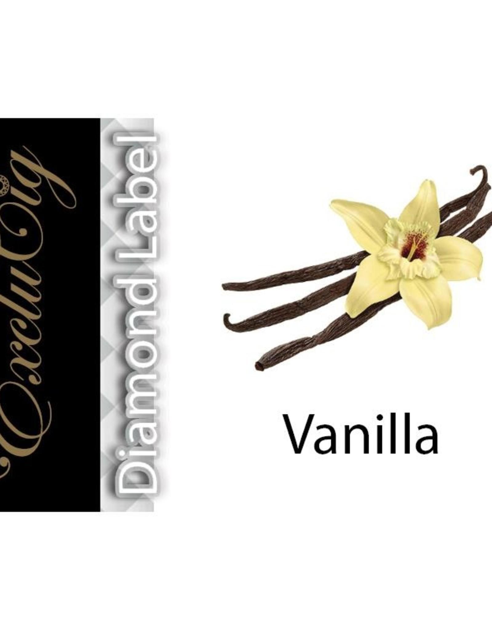 Exclucig Exclucig Diamond Label E-liquid Vanilla 6 mg Nicotine