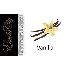 Exclucig Exclucig Diamond Label E-liquid Vanilla 18 mg Nicotine