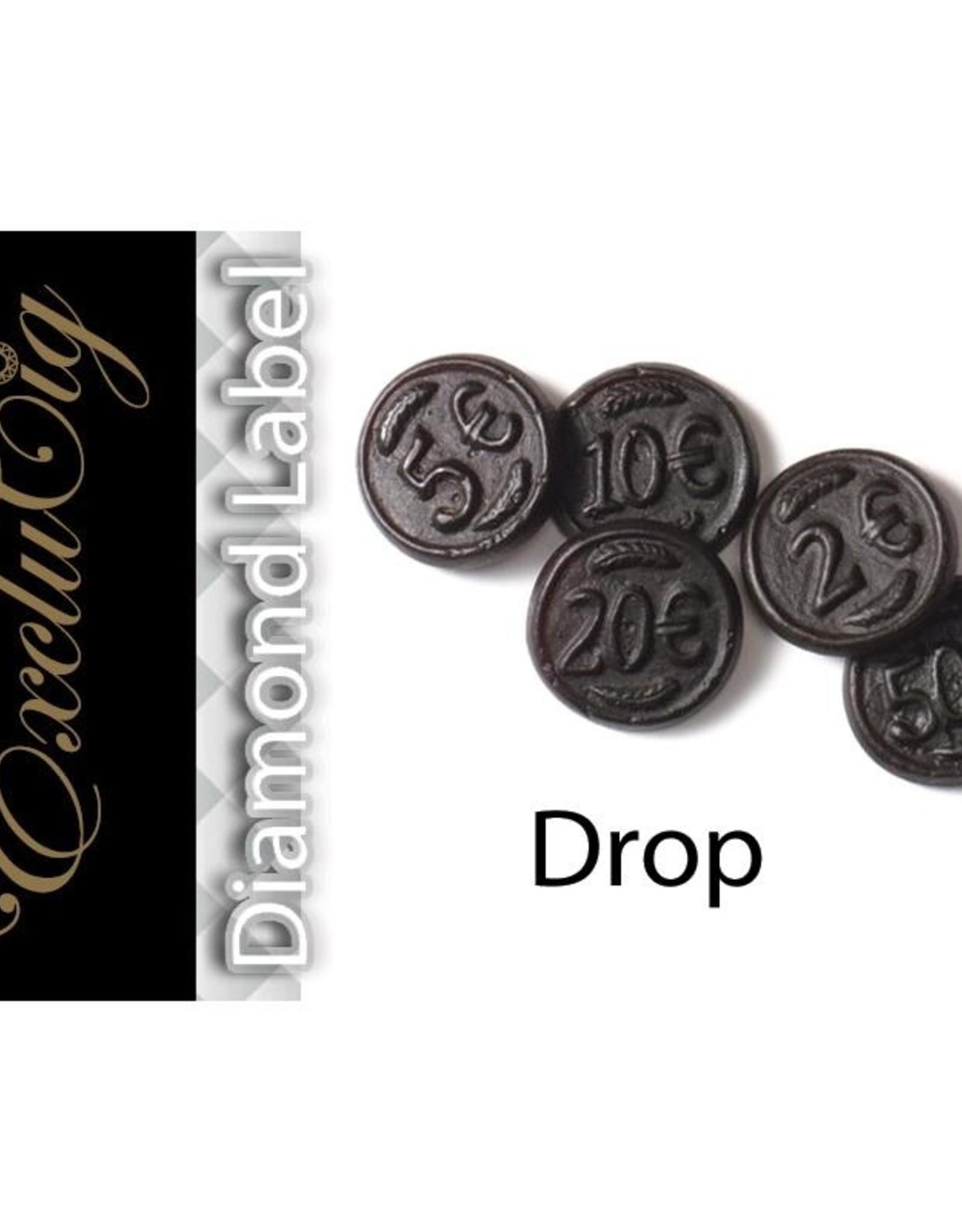 Exclucig Exclucig Diamond Label E-liquid Drop 0 mg Nicotine