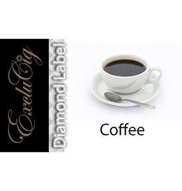 Exclucig Exclucig Diamond Label E-liquid Coffee 0 mg Nicotine