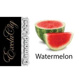 Exclucig Exclucig Diamond Label E-liquid Watermelon 0 mg Nicotine