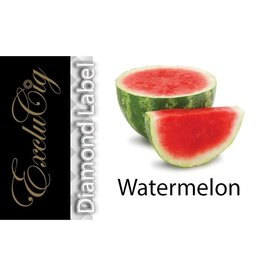 Exclucig Exclucig Diamond Label E-liquid Watermelon 6 mg Nicotine