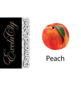 Exclucig Exclucig Diamond Label E-liquid Peach 6 mg Nicotine