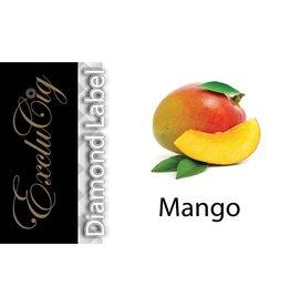 Exclucig Exclucig Diamond Label E-liquid Mango 0 mg Nicotine