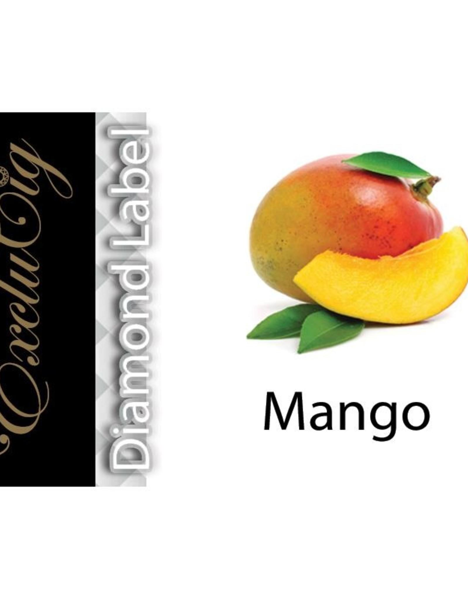 Exclucig Exclucig Diamond Label E-liquid Mango 3 mg Nicotine