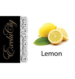 Exclucig Exclucig Diamond Label E-liquid Lemon 6 mg Nicotine