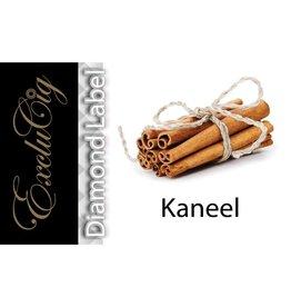 Exclucig Exclucig Diamond Label E-liquid Kaneel 6 mg Nicotine
