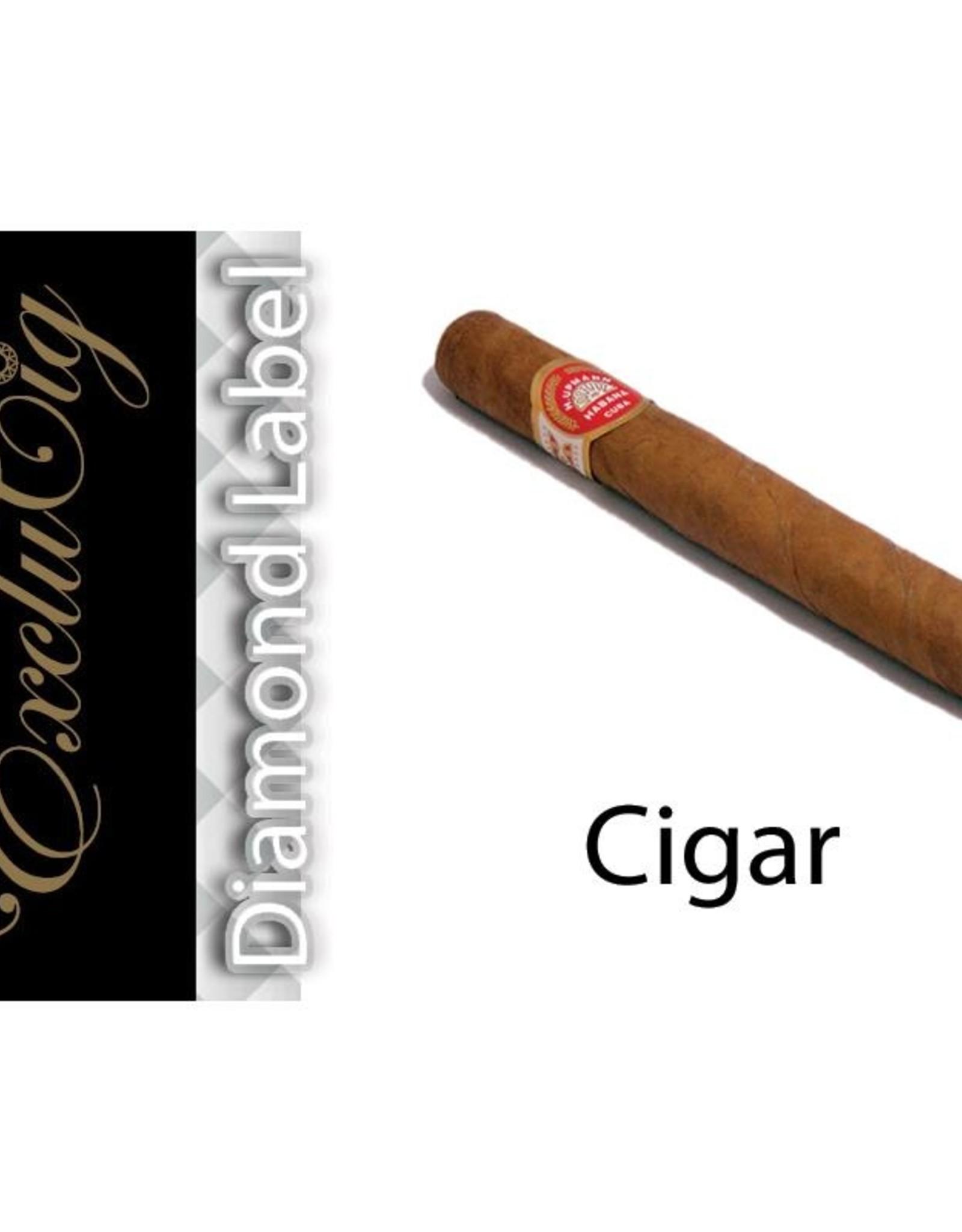 Exclucig Exclucig Diamond Label E-liquid Cigar 18 mg Nicotine