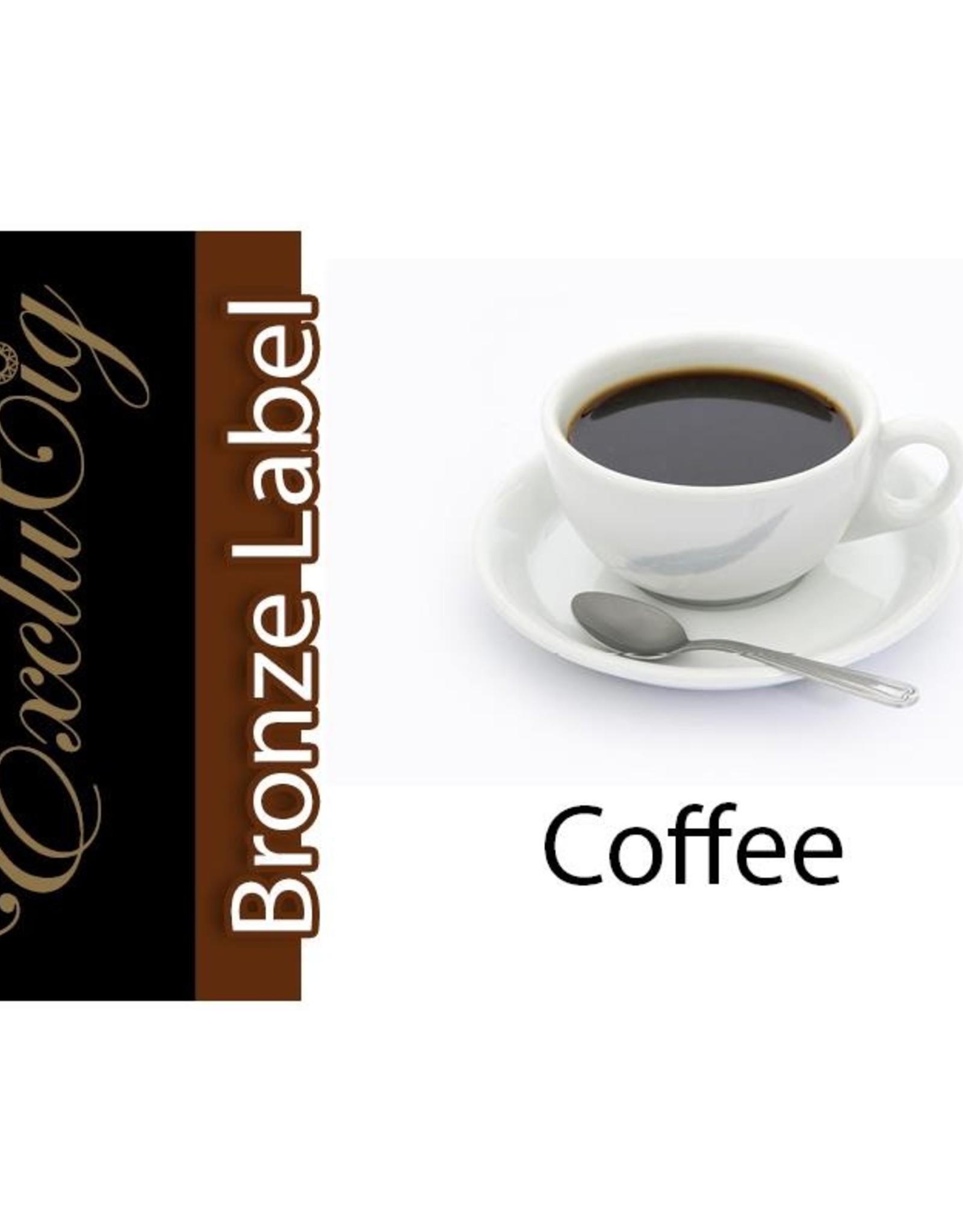 Exclucig Exclucig Bronze Label E-liquid Coffee 6 mg Nicotine