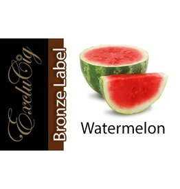 Exclucig Exclucig Bronze Label E-liquid Watermelon 6 mg Nicotine