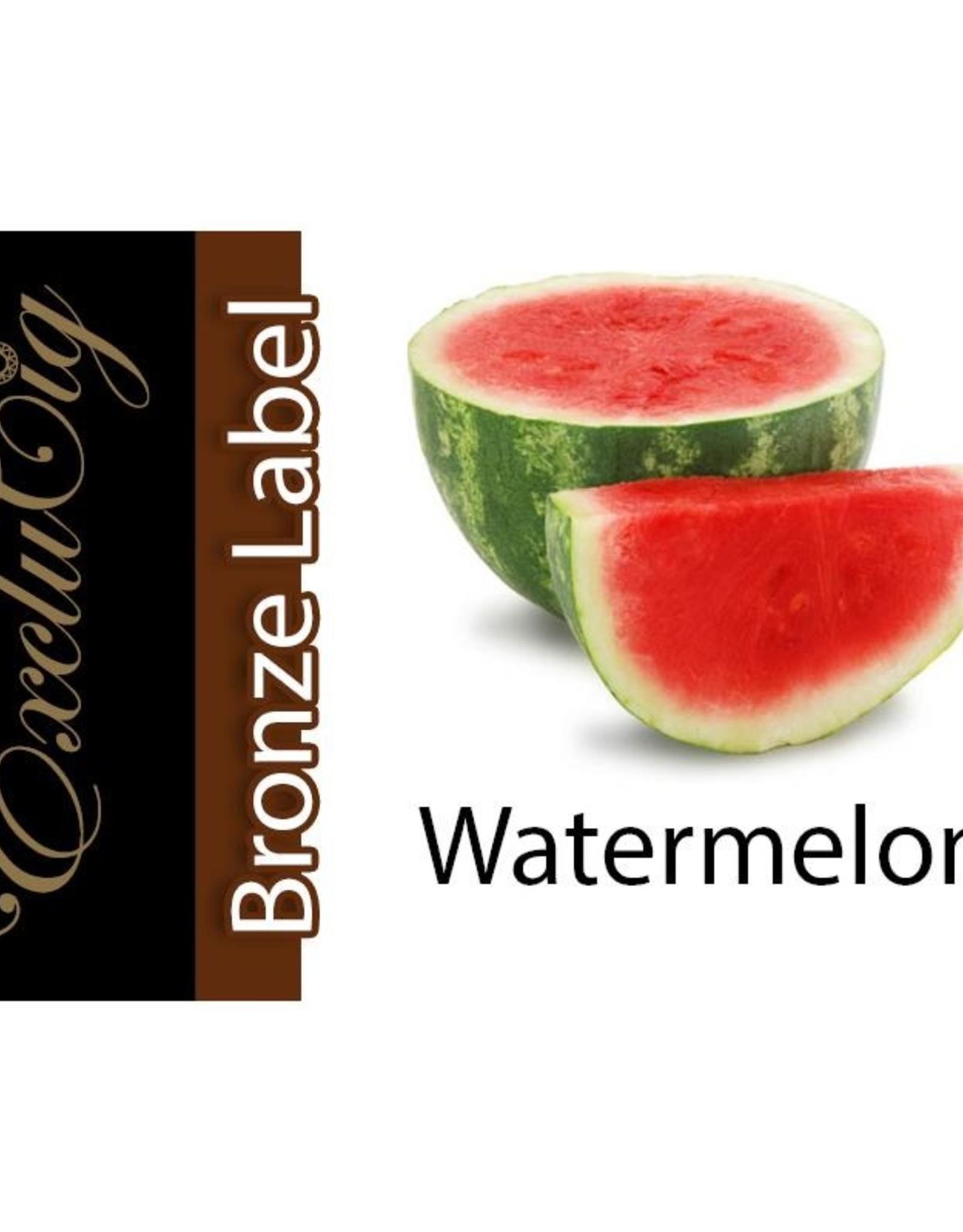 Exclucig Exclucig Bronze Label E-liquid Watermelon 18 mg Nicotine