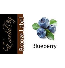 Exclucig Exclucig Bronze Label E-liquid Blueberry 0 mg Nicotine