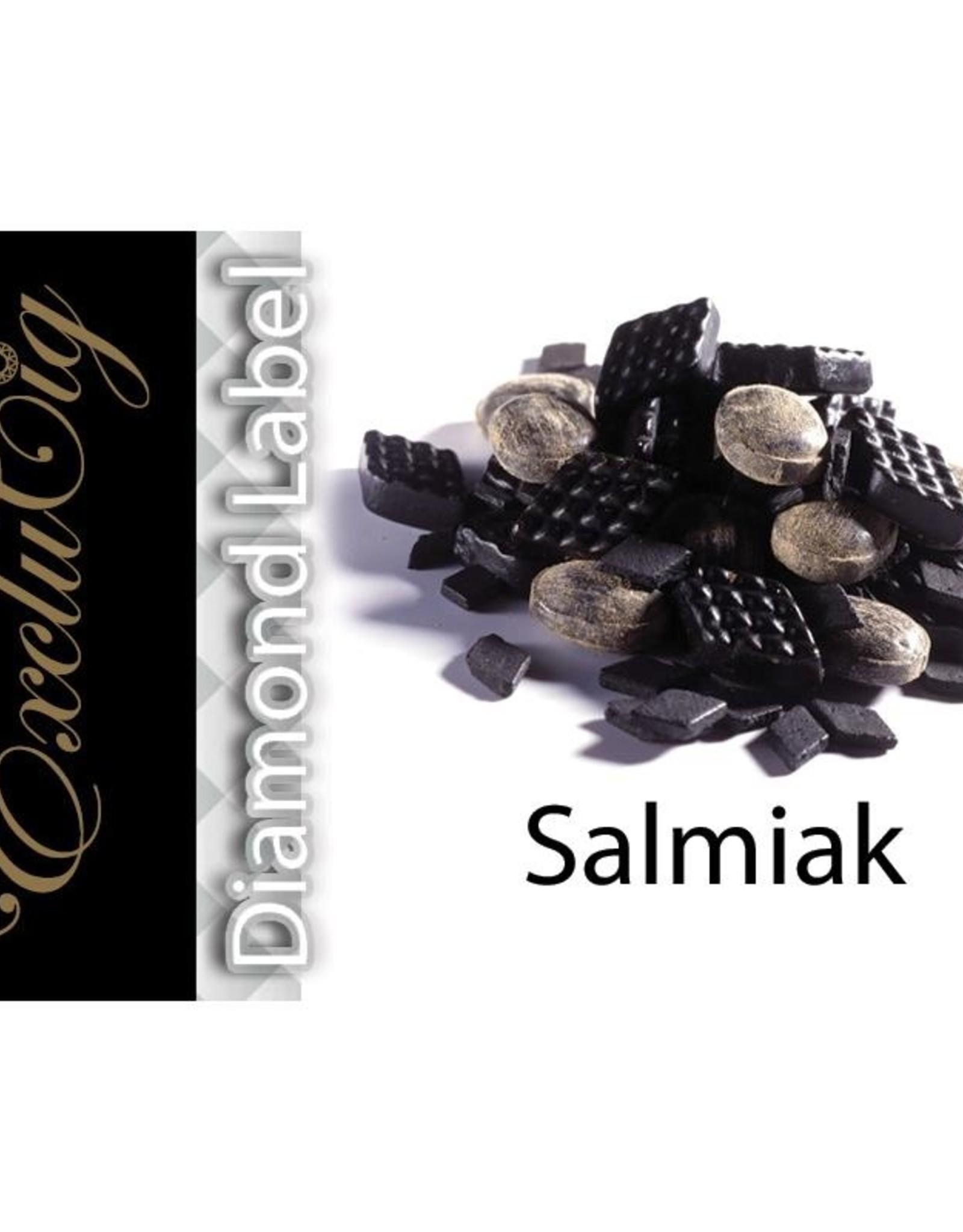 Exclucig Exclucig Diamond Label E-liquid Salmiak 6 mg Nicotine