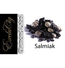 Exclucig Exclucig Diamond Label E-liquid Salmiak 6 mg Nicotine