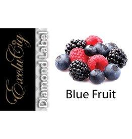 Exclucig Exclucig Diamond Label E-liquid Blue Fruit 12 mg Nicotine