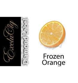 Exclucig Exclucig Diamond Label E-liquid Frozen Orange 0 mg Nicotine