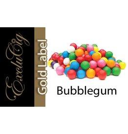 Exclucig Exclucig Gold Label E-liquid Bubblegum 0 mg Nicotine
