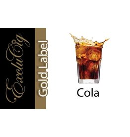 Exclucig Exclucig Gold Label E-liquid Cola 18 mg Nicotine