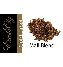 Exclucig Exclucig Gold Label E-liquid Mall Blend 0 mg Nicotine