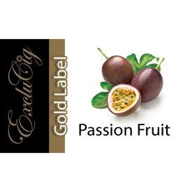 Exclucig Exclucig Gold Label E-liquid Passion Fruit 0 mg Nicotine