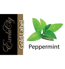 Exclucig Exclucig Gold Label E-liquid Peppermint 0 mg Nicotine