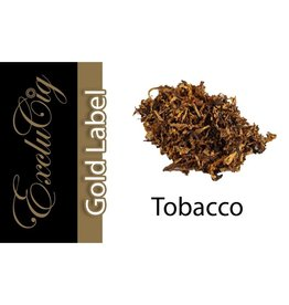 Exclucig Exclucig Gold Label E-liquid Tobacco 3 mg Nicotine