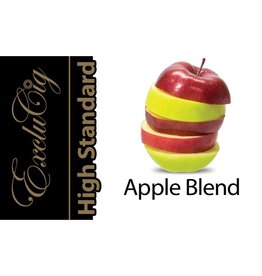 Exclucig Exclucig High Standard E-liquid Apple Blend 0 mg Nicotine