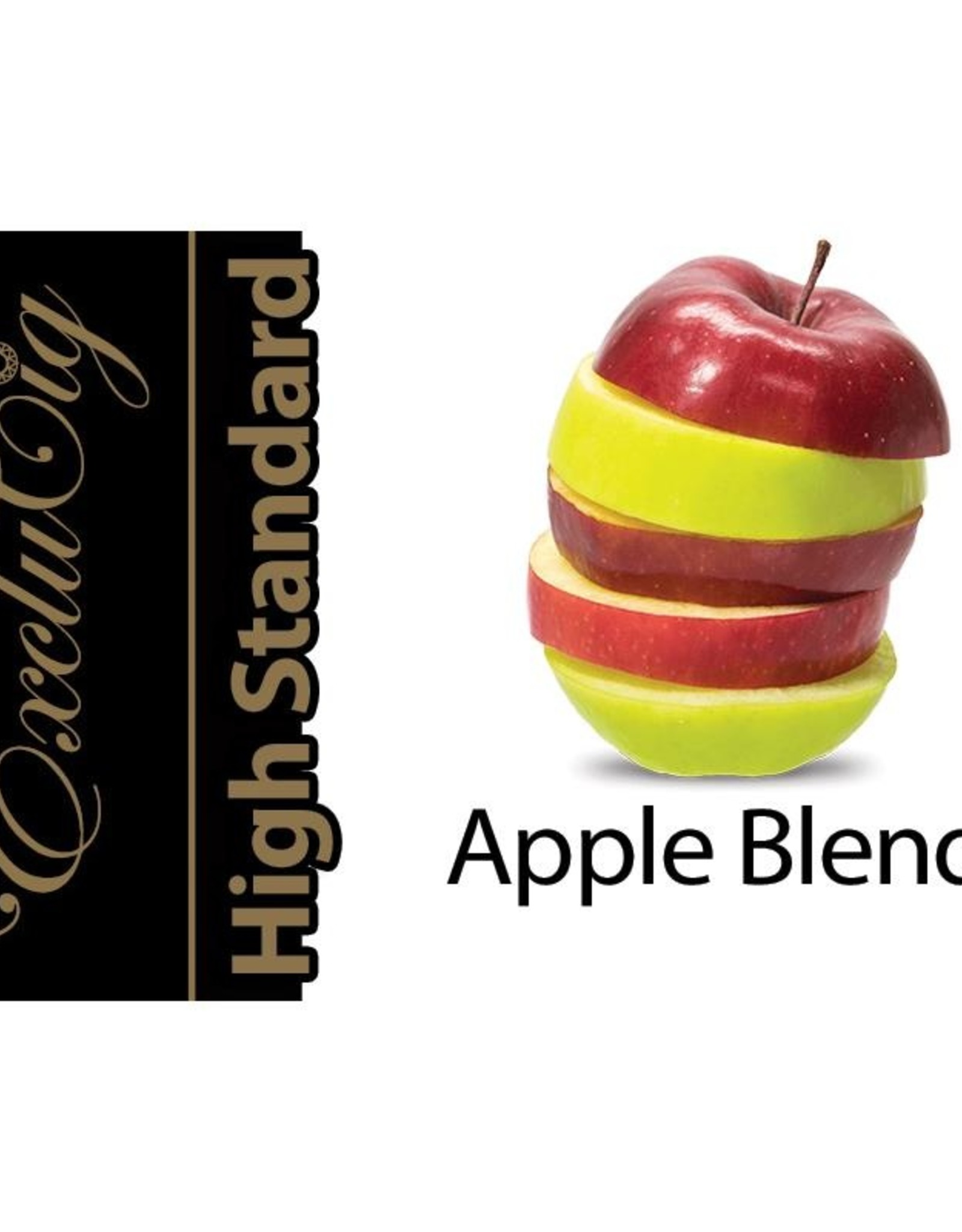 Exclucig Exclucig High Standard E-liquid Apple Blend 6 mg Nicotine