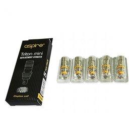 Aspire Aspire Nautilus/ Triton Mini Coils Clapton 1,8 Ohm  (5 St)
