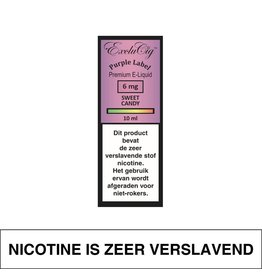 Exclucig Exclucig Purple Label E-Liquid Sweet Candy 6 mg Nicotine