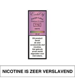 Exclucig Exclucig Purple Label E-Liquid Exotic 3 mg Nicotine