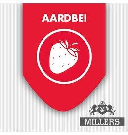 Millers Juice Miller Juice E-liquid Silverline 10 ml Aardbei 3 mg