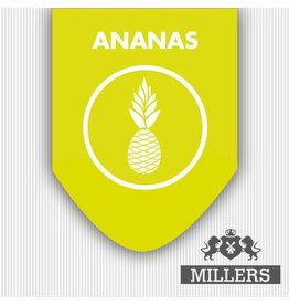 Millers Juice Miller Juice E-liquid Silverline 10 ml Ananas 3 mg