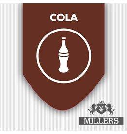 Millers Juice Miller Juice E-liquid Silverline 10 ml Cola 3 mg