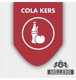 Millers Juice Miller Juice E-liquid Silverline 10 ml Cola Kers 3 mg