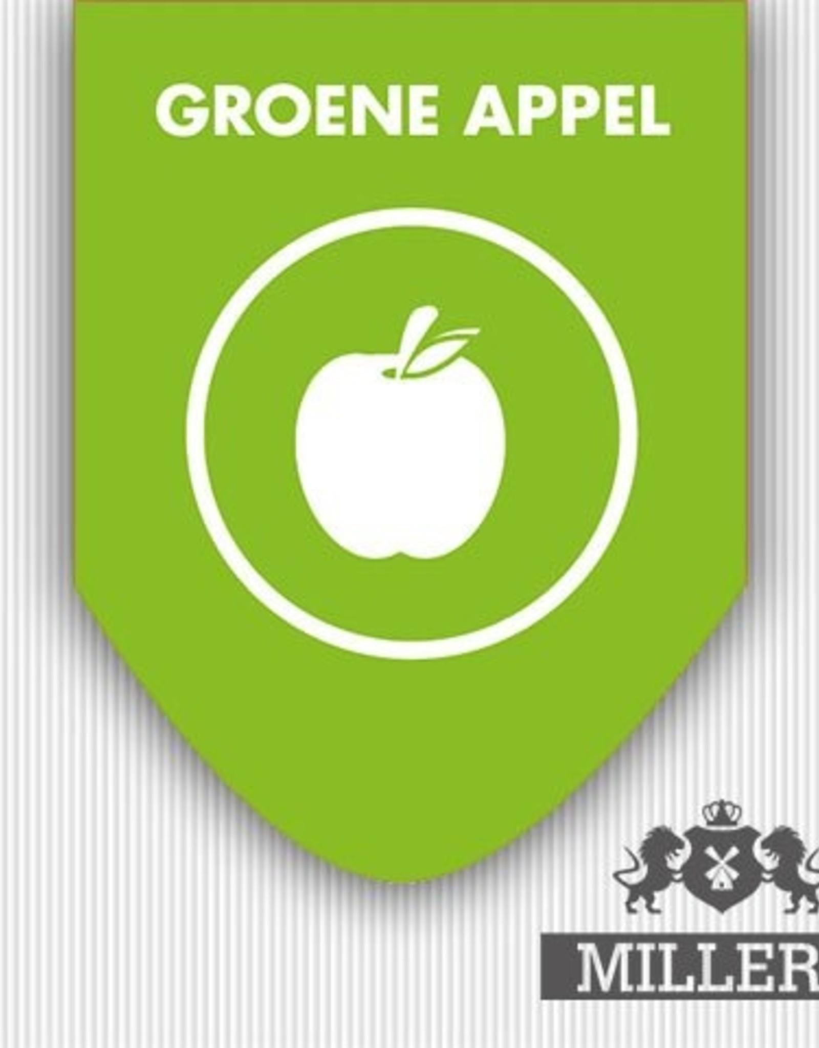 Millers Juice Miller Juice E-liquid Silverline 10 ml Groene Appel 3 mg