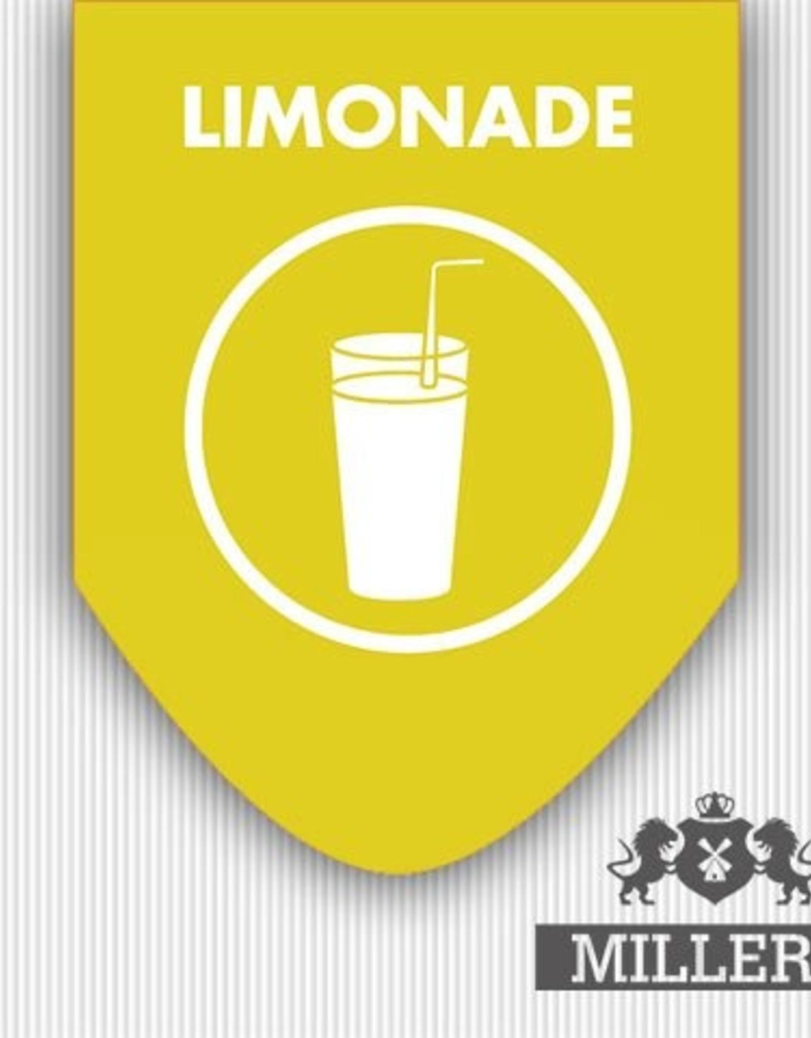 Millers Juice Miller Juice E-liquid Silverline 10 ml Limonade 3 mg