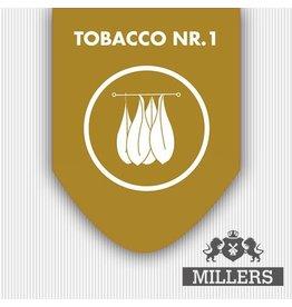 Millers Juice Miller Juice E-liquid Silverline 10 ml Tobacco no1 3 mg