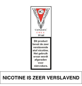 Vaprance Vaprance White Label Cola 18 mg Nicotine