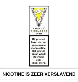 Vaprance Vaprance White Label Pineapple 18 mg Nicotine
