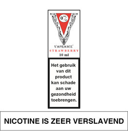 Vaprance Vaprance White Label Strawberry 0 mg Nicotine