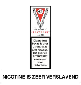 Vaprance Vaprance White Label Strawberry 6 mg Nicotine