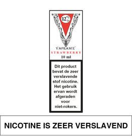 Vaprance Vaprance White Label Strawberry 12 mg Nicotine