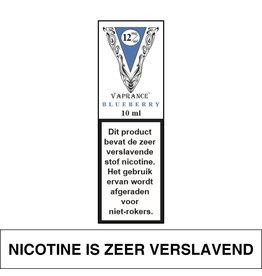 Vaprance Vaprance White Label Blueberry 12 mg Nicotine
